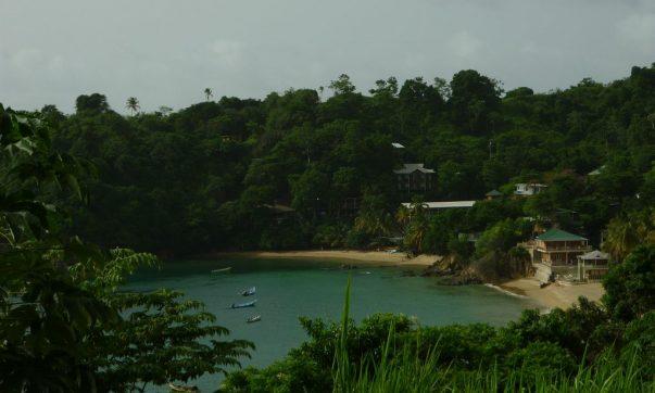 Bucht von Castara, Little Bay