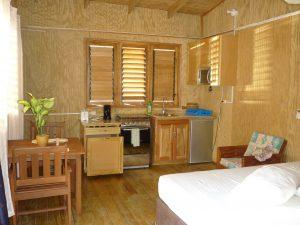 C&K Apartments Castara Tobago sind der perfekte Ort für einen Urlaub kurzer Wege.