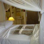 Schlafzimmer in Porridge´s Place Castara Tobago. Saubere und günstige Ferienwohnung. Ideal für Rucksackreisende und Backpacker