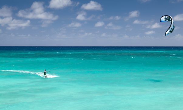 Kitesurfing Urlaub auf Tobago